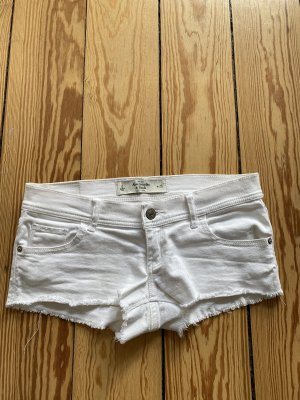 Abercrombie & Fitch Short blanc
