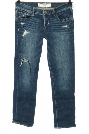 Abercrombie & Fitch Low Rise Jeans blue casual look