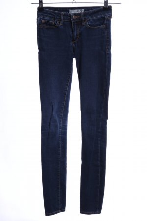 Abercrombie & Fitch Vaquero hipster azul look casual