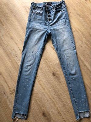 Abercrombie & Fitch Jeans Skinny Grösse 25/28