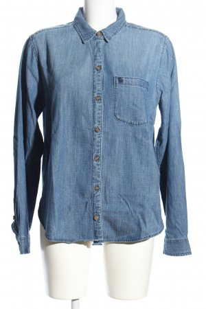 Abercrombie & Fitch Denim Shirt blue casual look