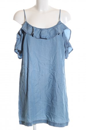 Abercrombie & Fitch Denim Dress blue casual look