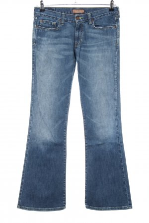 Abercrombie & Fitch Denim Flares blue casual look
