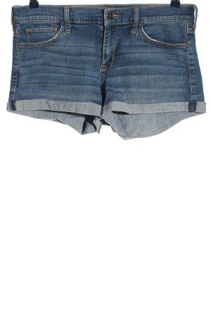 Abercrombie & Fitch Short en jean bleu style décontracté