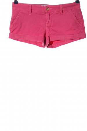 Abercrombie & Fitch Jeansshorts pink Casual-Look