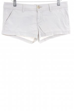 Abercrombie & Fitch Jeansshorts hellbeige Casual-Look