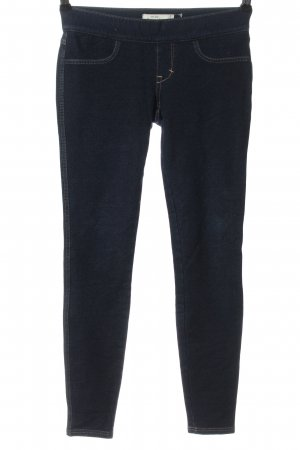 Abercrombie & Fitch Jeggings azul look casual