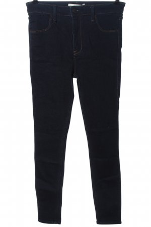 Abercrombie & Fitch Jeggings blue casual look