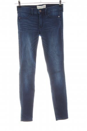 Abercrombie & Fitch Jeggings blau Casual-Look