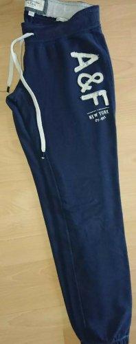 Abercrombie & Fitch pantalonera azul oscuro