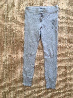 Abercrombie & Fitch Sweat Pants light grey-grey