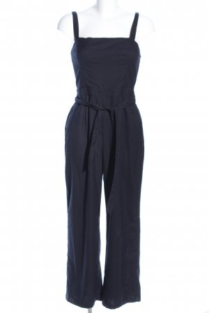 Abercrombie & Fitch Jumpsuit blauw casual uitstraling