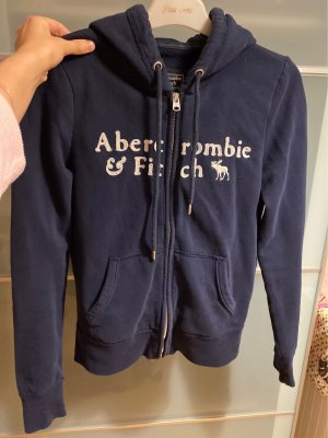 Abercrombie & Fitch Giacca fitness blu scuro