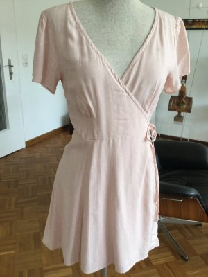 Abercrombie & Fitch Wraparound pink-natural white