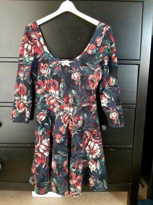 Abercrombie &Fitch Kleid Blumenmuster Gr S/M