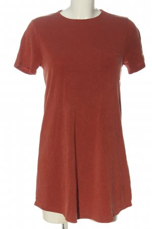 Abercrombie & Fitch Kurzarmkleid rot Casual-Look