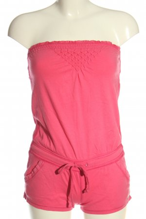 Abercrombie & Fitch Kurzer Jumpsuit pink Casual-Look