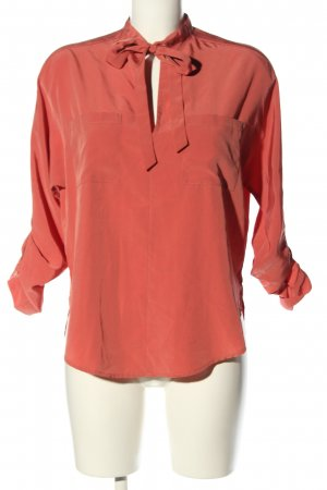 Abercrombie & Fitch Langarm-Bluse nude Casual-Look
