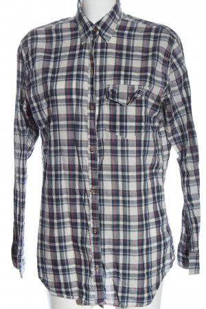 Abercrombie & Fitch Long Sleeve Shirt check pattern casual look