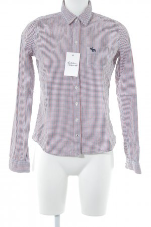 Abercrombie & Fitch Langarmhemd Karomuster Business-Look