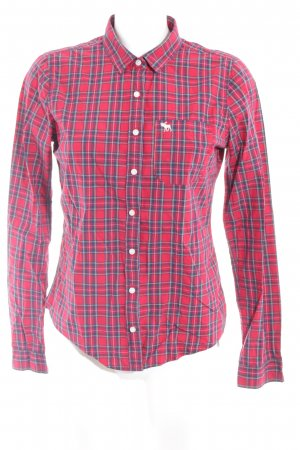 Abercrombie & Fitch Langarmhemd Karomuster Casual-Look