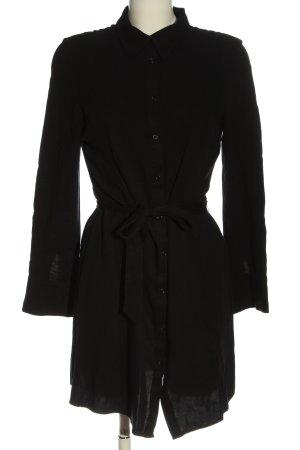 Abercrombie & Fitch Longsleeve Dress black casual look