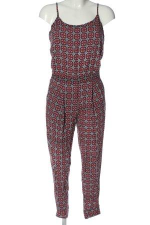 Abercrombie & Fitch Langer Jumpsuit imprimé allover style décontracté