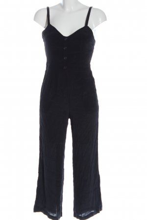 Abercrombie & Fitch Langer Jumpsuit negro look casual