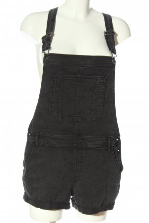 Abercrombie & Fitch Dungarees light grey casual look
