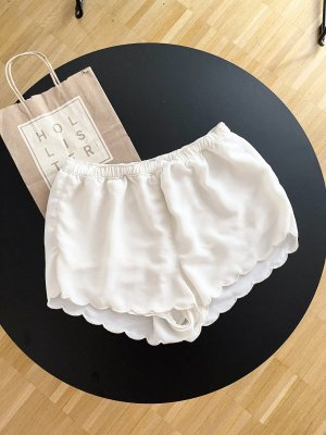Abercrombie & Fitch Skorts white-oatmeal
