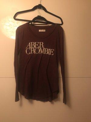 Abercrombie & Fitch Longsleeve bordeaux-carmine