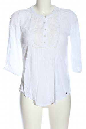 Abercrombie & Fitch Slip-over Blouse white casual look
