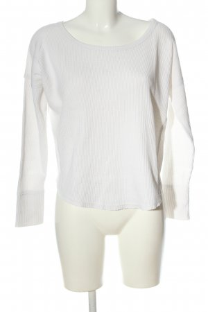 Abercrombie & Fitch Longsleeve white casual look