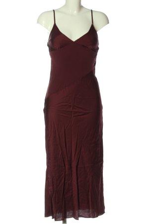Abercrombie & Fitch Midi Dress red elegant