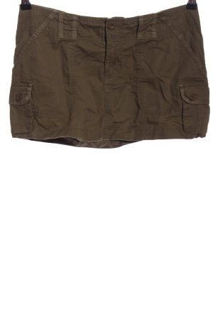Abercrombie & Fitch Minirock braun Casual-Look