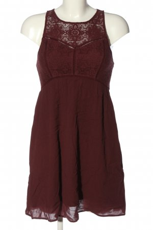 Abercrombie & Fitch Minikleid braun Casual-Look