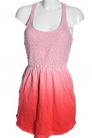 Abercrombie & Fitch Minikleid pink-rot Casual-Look