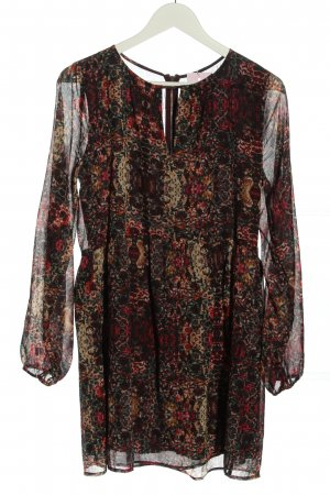 Abercrombie & Fitch Mini Dress abstract pattern casual look