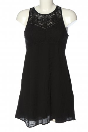 Abercrombie & Fitch Minikleid schwarz Casual-Look