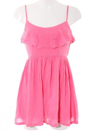 Abercrombie & Fitch Minikleid pink Casual-Look