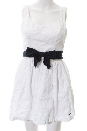 Abercrombie & Fitch Minikleid weiß