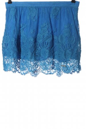 Abercrombie & Fitch Minifalda azul elegante
