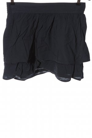 Abercrombie & Fitch Mini rok blauw casual uitstraling