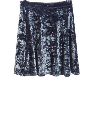 Abercrombie & Fitch Minirock blau Elegant