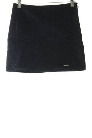 Abercrombie & Fitch Minirock dunkelblau Casual-Look