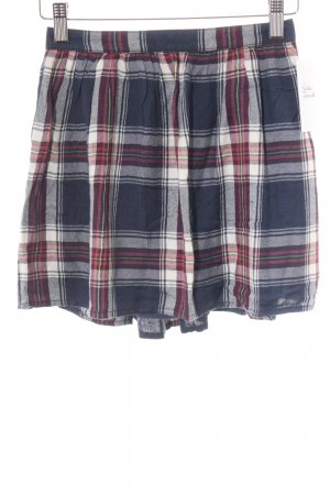 Abercrombie & Fitch Minirock Karomuster Casual-Look