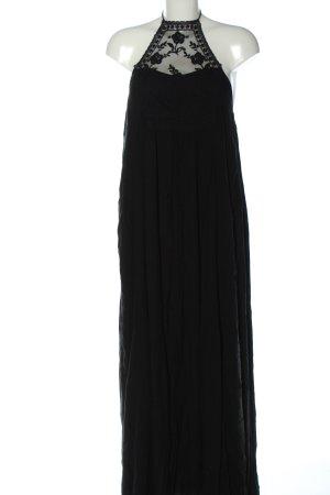 Abercrombie & Fitch Halterjurk zwart elegant