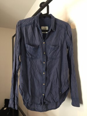 Abercrombie & Fitch oversized Bluse