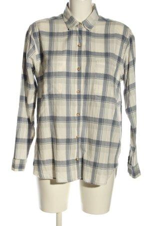 Abercrombie & Fitch Blusa taglie forti grigio chiaro-bianco sporco stile casual