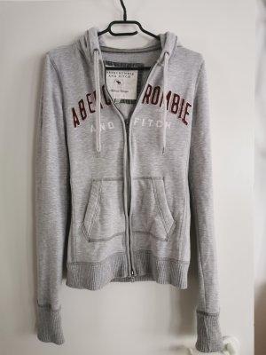 Abercrombie & Fitch Capuchon sweater grijs